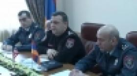 A delegation from the U.S. Embassy in Armenia visits the Police (VIDEO)